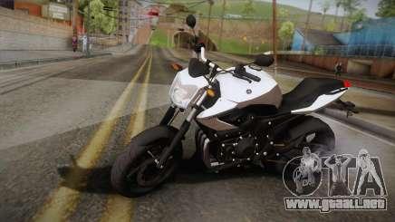 Yamaha XJ6 2013 para GTA San Andreas