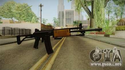 IMI Galil v2 para GTA San Andreas