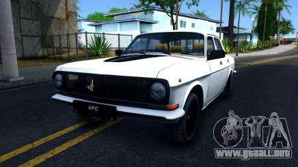 Volga GAZ-24 para GTA San Andreas