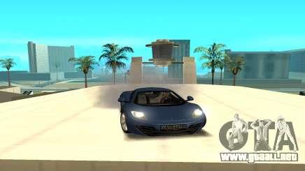 McLaren para GTA San Andreas