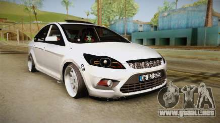 Ford Focus Sedan Air para GTA San Andreas