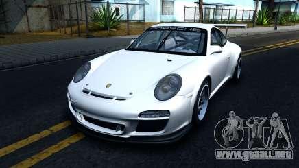 Porsche 911 GT3 Cup para GTA San Andreas