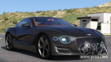 Bentley EXP 10 Speed 6 para GTA 5