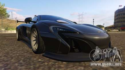 McLaren 650S Coupe Liberty Walk para GTA 5