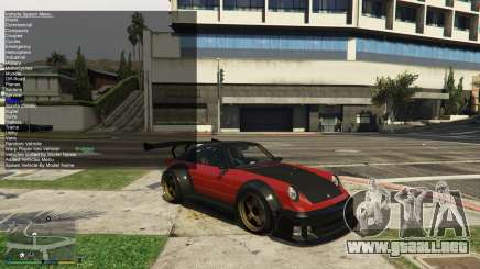 Simple Trainer 4.5 para GTA 5