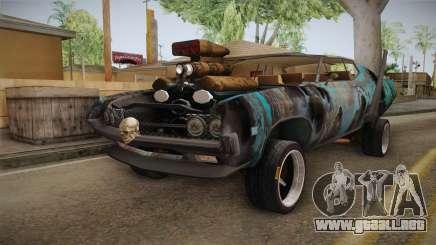 Ford Gran Torino Mad Max para GTA San Andreas