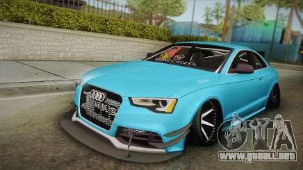 Audi RS5 Stance para GTA San Andreas