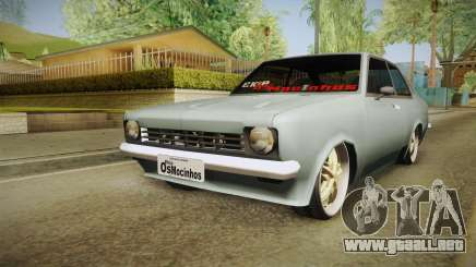 Chevrolet Chevette 1976 para GTA San Andreas