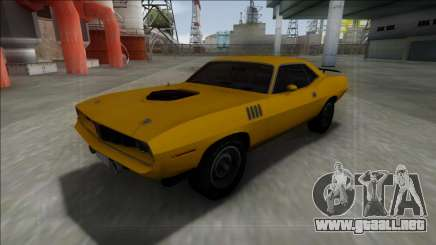 1971 Plymouth Hemi Cuda 426 para GTA San Andreas