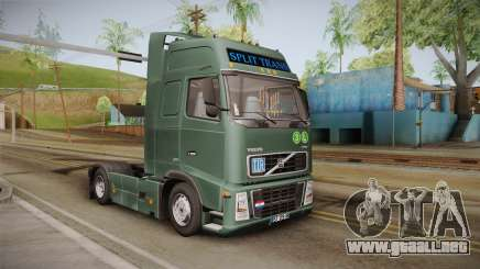 Volvo FH12 para GTA San Andreas