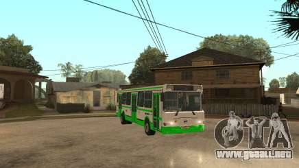 LiAZ-5256.40 para GTA San Andreas