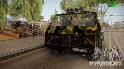 TAM 110 Vojno Vozilo v2 para GTA San Andreas