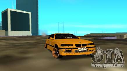 BMW 3 Series E36 para GTA San Andreas