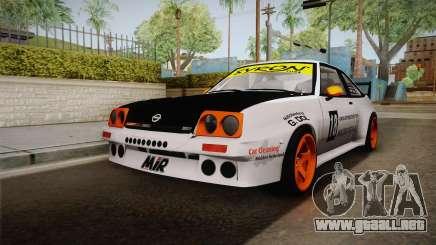 Opel Manta Drift para GTA San Andreas