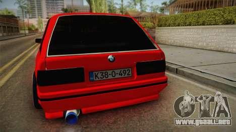 BMW 3 Series E30 Touring 3.8 BiTurbo para GTA San Andreas
