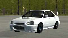 Subaru Impreza WRX STi Remastered para GTA San Andreas
