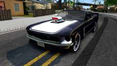 Ford Mustang Boss 557 para GTA San Andreas
