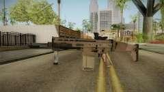 Battlefield 4 - FN SCAR-H para GTA San Andreas