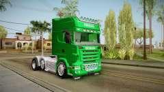 Scania R620 Nestle Milo