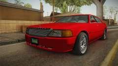 GTA 5 Dundreary Admiral Street para GTA San Andreas