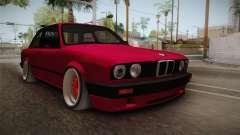 BMW 325i E30 Stance para GTA San Andreas