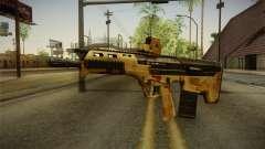 DesertTech Weapon 2 Camo para GTA San Andreas