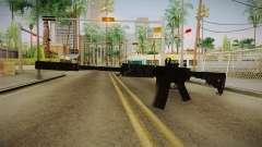 CoD 4: MW - M4A1 Remastered v1 para GTA San Andreas