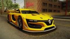 Renault Sport R.S.01 PJ1 para GTA San Andreas