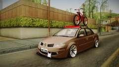 Renault Megane Sedan Stance para GTA San Andreas