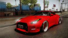 Nissan GT-R SR PRO para GTA San Andreas