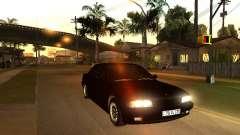 BMW 750i E38 Armenian para GTA San Andreas