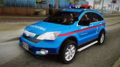 Honda CR-V Turkish Gendarmerie para GTA San Andreas