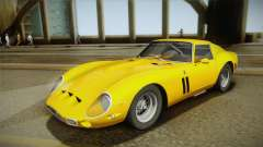 Ferrari 250 GTO (Series I) 1962 IVF PJ1 para GTA San Andreas