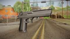 Desert Eagle 50 AE Black para GTA San Andreas