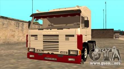 Scania 143M para GTA San Andreas