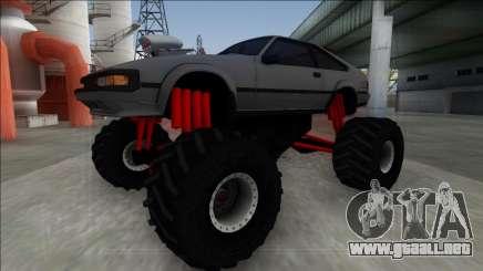 1984 Toyota Celica Supra MK2 Monster Truck para GTA San Andreas