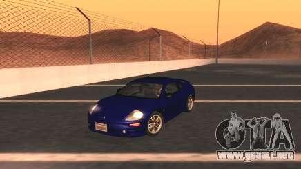 2003 Mitsubishi Eclipse GTS Mk.III para GTA San Andreas
