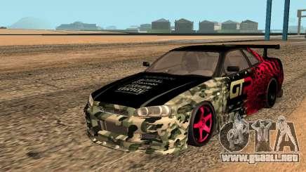 Nissan GTR R34 GTR CLAN для GTA San Andreas para GTA San Andreas