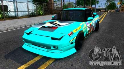 Nissan 200SX Pickup para GTA San Andreas