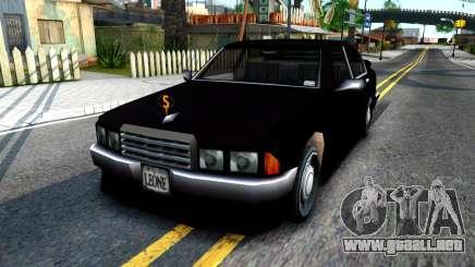 Sentinel Mafia From GTA 3 para GTA San Andreas
