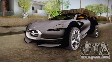 Citroën Survolt para GTA San Andreas