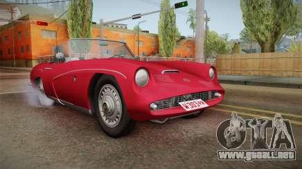 FSO Syrena Sport 2.0 1960 para GTA San Andreas