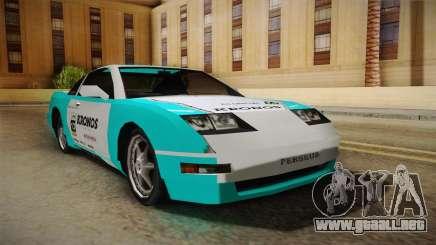 ETR1 EuR0S Blue para GTA San Andreas