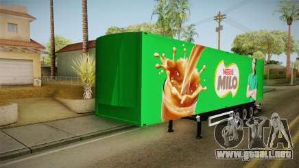Nestle Milo Trailer para GTA San Andreas