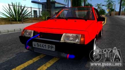 VAZ 2108 Arrastre para GTA San Andreas
