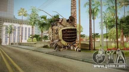 Fallout New Vegas - ED-E v2 para GTA San Andreas