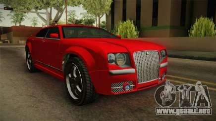 GTA 4 Schyster PMP600 para GTA San Andreas
