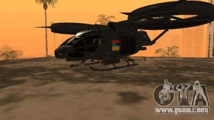 SA-2 Samson Armenian para GTA San Andreas