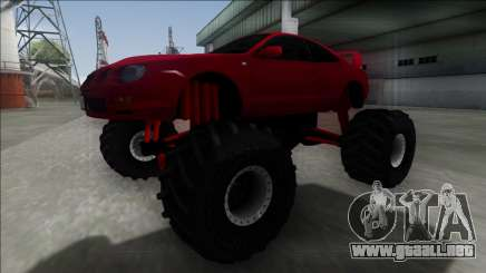 Toyota Celica GT-Four Monster Truck para GTA San Andreas