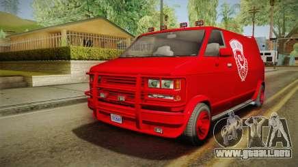 GTA 5 Declasse Burrito Lost MC para GTA San Andreas